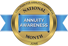 National Annuity Awareness Month Badge